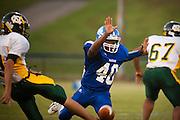 MCHS Varsity Football .vs Nelson  .8/29/2008