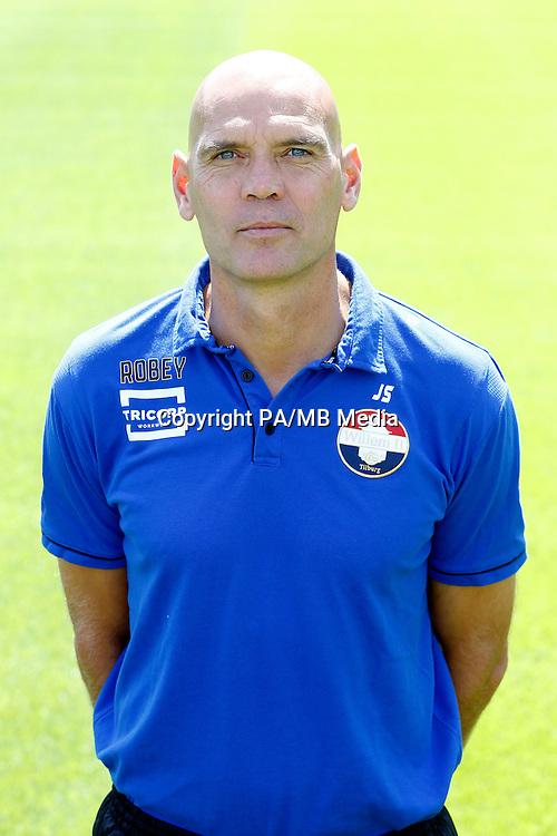 Coach Jurgen Streppel