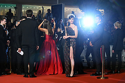 'Rambo - First Blood' red carpet - The 72nd annual Cannes Film Festival in Cannes, France, on May 24, 2019. 24 May 2019 Pictured: Paz Vega attends the screening of 'Rambo - First Blood' during the 72nd annual Cannes Film Festival in Cannes, France, on May 24, 2019. Photo credit: Favier/ELIOTPRESS / MEGA TheMegaAgency.com +1 888 505 6342
