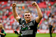 Hull FC prop Scott Taylor (8)  during the Ladbrokes Challenge Cup Final 2017 match between Hull RFC and Wigan Warriors at Wembley Stadium, London, England on 26 August 2017. Photo by Simon Davies.
