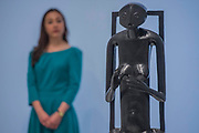 Invisible object, Hands holding the void - the UK's first major retrospective of Alberto Giacometti (1901-1966) for 20 years.<br /> Celebrated as a sculptor, painter and draughtsman, he is famous for his distinctive elongated figures. With the help of Fondation Alberto et Annette Giacometti, Paris, Tate Modern's exhibition brings together over 250 works. Alberto Giacometti is at Tate Modern from 10 May to 10 September 2017