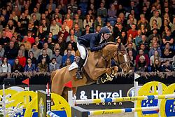 Verlooy Jos, BEL, Igor<br /> Jumping Mechelen 2019<br /> © Hippo Foto - Dirk Caremans<br />  30/12/2019