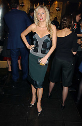 LUCINDA COOK at a party to celebrate the publication of Tatler's Little Black Book 2005 held at the Baglioni Hotel, 60 Hyde Park Gate, London SW7 on 9th November 2005.<br /><br />NON EXCLUSIVE - WORLD RIGHTS