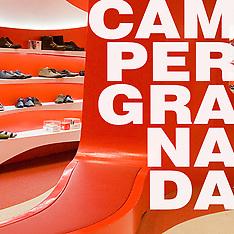 Tienda Camper - Granada - A-cero