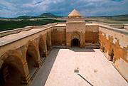 TURKEY, CAPPADOCIA Sari Han (Yellow Caravanserai)