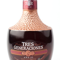 Tres Generaciones anejo -- Image originally appeared in the Tequila Matchmaker: http://tequilamatchmaker.com