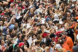 August 31, 2017 - Monza, Italy - Motorsports: FIA Formula One World Championship 2017, Grand Prix of Italy, ..#77 Valtteri Bottas (FIN, Mercedes AMG Petronas F1 Team) (Credit Image: © Hoch Zwei via ZUMA Wire)