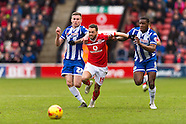 Walsall v Wigan Athletic - SkyBet League 1 - 20/02/2016