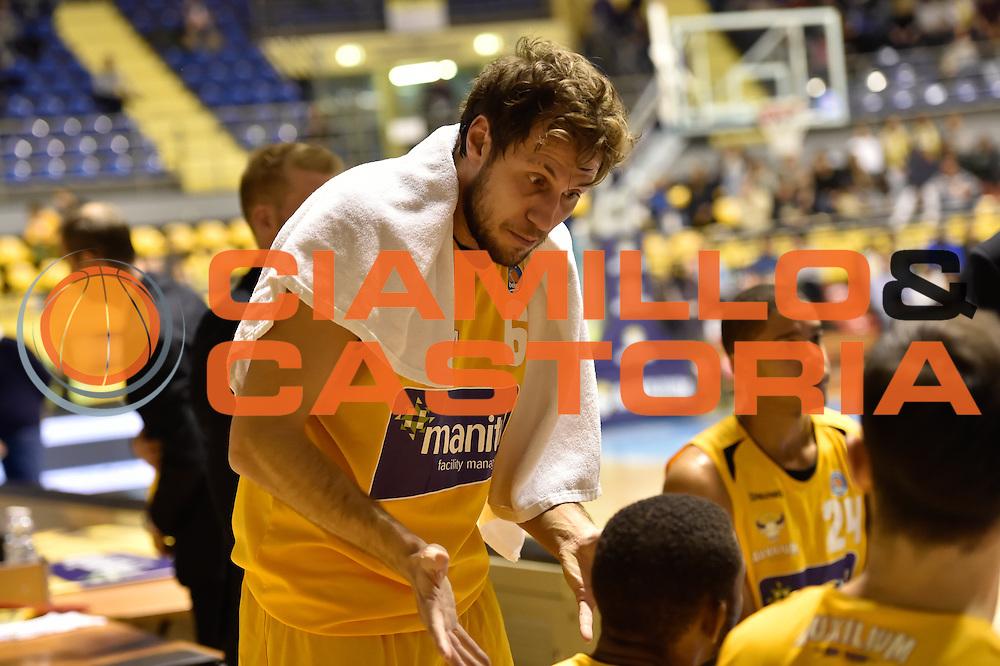 DESCRIZIONE : Torino Lega A 2015-16 Manital Torino - Betaland Capo d'Orlando<br /> GIOCATORE : Stefano Mancinelli<br /> CATEGORIA :Serie A <br /> SQUADRA : Manital Auxilium Torino<br /> EVENTO : Campionato Lega A 2015-2016<br /> GARA : Manital Torino - Betaland Capo d'Orlando<br /> DATA : 22/11/2015<br /> SPORT : Pallacanestro<br /> AUTORE : Agenzia Ciamillo-Castoria/M.Matta<br /> Galleria : Lega Basket A 2015-16<br /> Fotonotizia: Torino Lega A 2015-16 Manital Torino - Betaland Capo d'Orlando