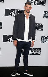 Michael Phelps attending the press room at the MTV Video Music Awards at Madison Square Garden on August 28, 2016 in New York City, NY, USA. Photo by Dennis Van Tine/ABACAPRESS.COM  | 560641_002 New York City Etats-Unis United States