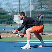 Men Tennis vs Longwood