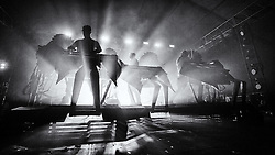 The Glitch Mob performs at The Bonnaroo Music and Arts Festival - 6/14/14