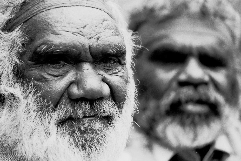Australian Aboriginal Elders - London