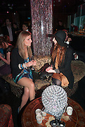 LIV LYONS; LIV SLANIA, Tresor Paris 1st Birthday Party: Gilgamesh, Camden, The Stables Market, 9 May 2012