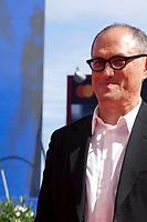 Stephen Nomura Schible at the premiere of the film Ryuichi Sakamoto: Coda at the 74th Venice Film Festival, Sala Grande on Sunday 3 September 2017, Venice Lido, Italy.