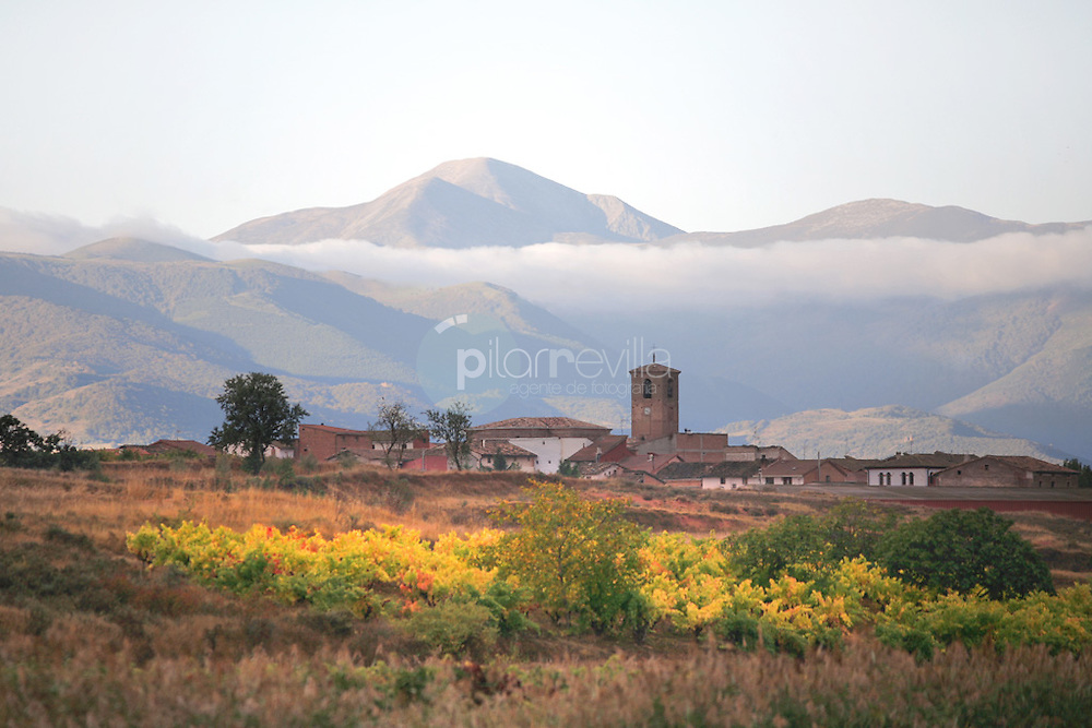 Aleson. LA Rioja ©Daniel Acevedo / PILAR REVILLA