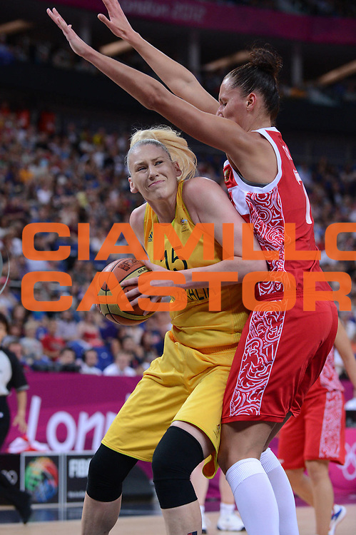 DESCRIZIONE : London Londra Olympic Games Olimpiadi 2012 Women Final bronze medal game Australia Russia<br /> GIOCATORE : Lauren JACKSON<br /> CATEGORIA : <br /> SQUADRA : Australia<br /> EVENTO : Olympic Games Olimpiadi 2012<br /> GARA : Australia Russia<br /> DATA : 11/08/2012<br /> SPORT : Pallacanestro <br /> AUTORE : Agenzia Ciamillo-Castoria/M.Marchi<br /> Galleria : London Londra Olympic Games Olimpiadi 2012 <br /> Fotonotizia : London Londra Olympic Games Olimpiadi 2012 Women Final bronze medal game Australia Russia<br /> Predefinita :