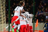 Joie Sherrer MAXWELL - 03.02.2015 - Lille / Paris Saint Germain - 1/2Finale Coupe de la Ligue<br />Photo : Dave Winter / Icon Sport