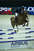 Michael Whitaker - Viking<br /> FEI World Cup Final 2014<br /> © DigiShots