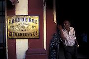 Partagas cigar rolling factory, Havana, Cuba