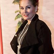 NLD/Amsterdam/20150201 - Premiere Heerlijk duurt het Langst, Peggy Vrijens