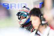 June 14-19, 2016: 24 hours of Le Mans. Anthony Davidson, TOYOTA GAZOO RACING, TOYOTA TS050