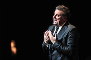 Marcello Giordani performs with the Dallas Opera Orchestra at the Margot & Bill Winspear Opera House on Saturday, February 2, 2013 in Dallas, Texas. (Cooper Neill/The Dallas Morning News)