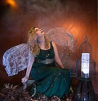 Creative - Conceptual Fairy Shoot with Emily.  ©2016 Karen Bobotas Photographer