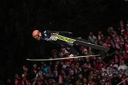 26.01.2020, Wielka Krokiew, Zakopane, POL, FIS Weltcup Skisprung, Zakopane, Herren, Wertungsdurchgang, im Bild Pius Paschke (GER) // Pius Paschke (GER) during his competition jump of FIS Ski Jumping world cup at the Wielka Krokiew in Zakopane, Poland on 2020/01/26. EXPA Pictures © 2020, PhotoCredit: EXPA/ Tadeusz Mieczynski