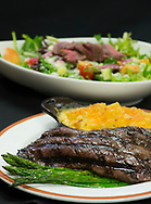 FAPC discovered the Vegas Strip Steak, and the steak is available at The Rancher's Club in OSU's Atherton Hotel.