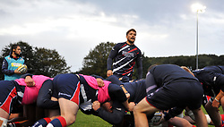 - Mandatory by-line: Paul Knight/JMP - 22/09/2017 - RUGBY - Clifton RFC - Bristol, England - Bristol United v London Irish 'A' - Aviva A League