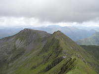 "A Munro is a mountain in Scotland with a height over 3,000 ft (914.4 m). Some hillwalkers climb Munros with an eye to climbing every single one, a practice known as ""Munro bagging"""