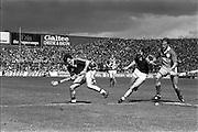 01/09/1985<br /> 09/01/1985<br /> 1 September 1985<br /> All-Ireland Hurling Final: Offaly v Galway at Croke Park, Dublin.