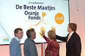 Koning Willem-Alexander geeft startsein campagne Maatjes Gezocht