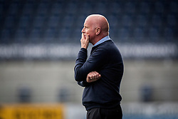 Falkirk's manager Peter Houston. Falkirk  2 v 2 Rotherham Utd, pre-seaon friendly.<br /> &copy; Michael Schofield.
