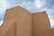 Rancho de Taos Architecture
