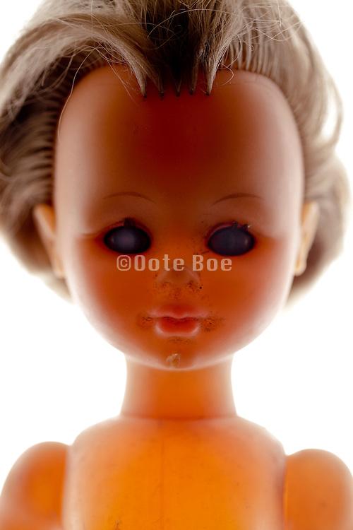portrait female doll