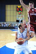 DESCRIZIONE : Bari Qualificazioni Europei 2011 Italia Lettonia<br /> GIOCATORE : Jacopo Giachetti<br /> SQUADRA : Nazionale Italia Uomini <br /> EVENTO : Qualificazioni Europei 2011<br /> GARA : Italia Lettonia<br /> DATA : 20/08/2010 <br /> CATEGORIA : Palleggio<br /> SPORT : Pallacanestro <br /> AUTORE : Agenzia Ciamillo-Castoria/GiulioCiamillo<br /> Galleria : Fip Nazionali 2010 <br /> Fotonotizia : Bari Qualificazioni Europei 2011Italia Lettonia<br /> Predefinita :