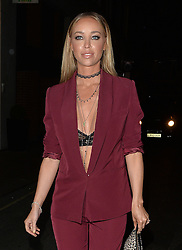 Lauren Pope attends Binky x In The Style launch party at the Libertine club in London, UK. 15/10/2015<br /> BYLINE MUST READ : GOTCHAIMAGES.COM<br /> <br /> Copyright by © Gotcha Images Ltd. All rights reserved.<br /> Usage of this image is conditional upon the acceptance <br /> of Gotcha Images Ltd, terms and conditions available at<br /> www.gotchaimages.com