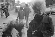 Chigwell Punk Girls, UK, 1980s.