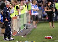 Fotball<br /> Norge<br /> 26.05.2012<br /> Norge v England 0:1<br /> Foto: Morten Olsen, Digitalsport<br /> <br /> Egil Olsen - trener Norge