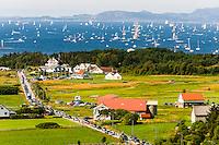 Norway, Randaberg. Tall Ships Race in Stavanger 2011.