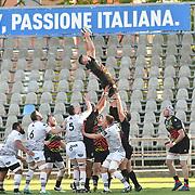 Parma 21/04/2018 Stadio Lanfranchi<br /> Guinness PRO14 Zebre vs Ospreys