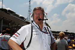 Motorsports / Formula 1: World Championship 2010, GP of Brazil, Ross Brawn (ENG, Mercedes GP Petronas),
