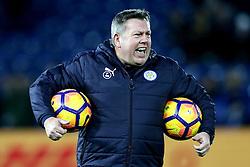 Leicester City Interim First Team Manager Craig Shakespeare - Mandatory by-line: Robbie Stephenson/JMP - 27/02/2017 - FOOTBALL - King Power Stadium - Leicester, England - Leicester City v Liverpool - Premier League