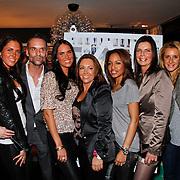 NLD/Huizen/20111223-  Lancering LAF Femme, op de foto Eric Kuster, Danielle Slof, Maybritt Slof, Yvonne Roose, Chantal Bles en regi Blinker e.a.