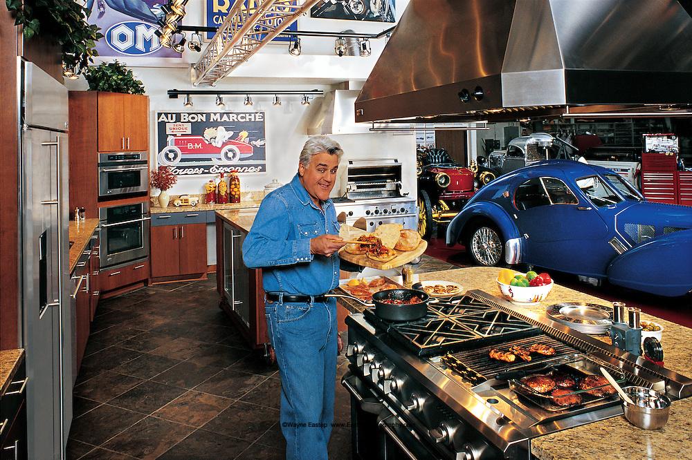 Jay Leno S Big Dog Garage Burbank Ca
