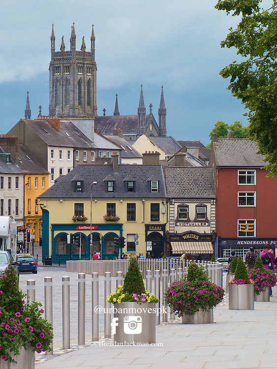 Images of south-east Ireland: Waterford, Wexford and Kilkenny.