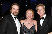 David Harbour, Jane Austin (President, SAG-AFTRA LA Local President), Matthew Modine