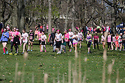The Breast Cancer Coalition of Rochester's annual Pink Ribbon Run at Genesee Valley Park in Rochester, N.Y. on Sunday, May 11, 2014.